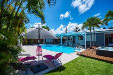 Villa in Le Gosier - Aline, villa avec piscine et jacuzzi