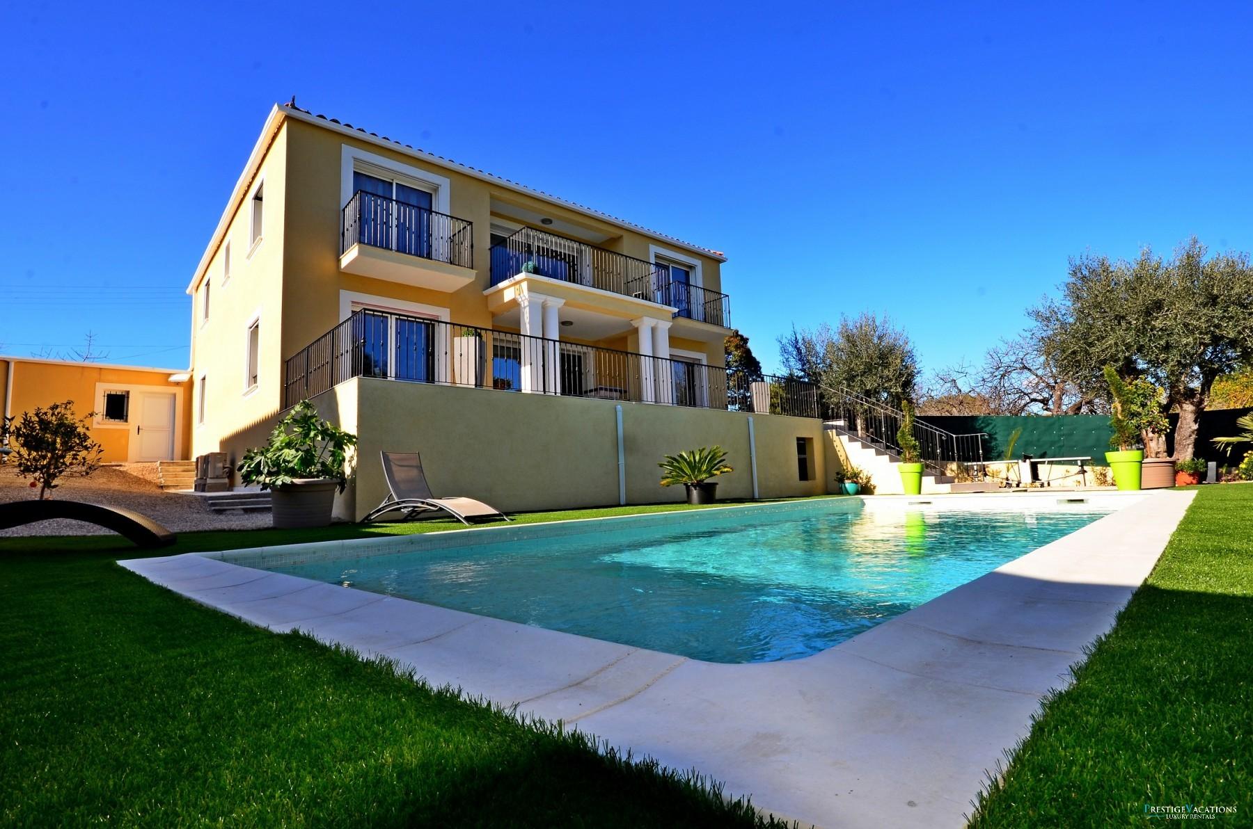 Villa/Dettached house in Villeneuve-Loubet - HSUD0042