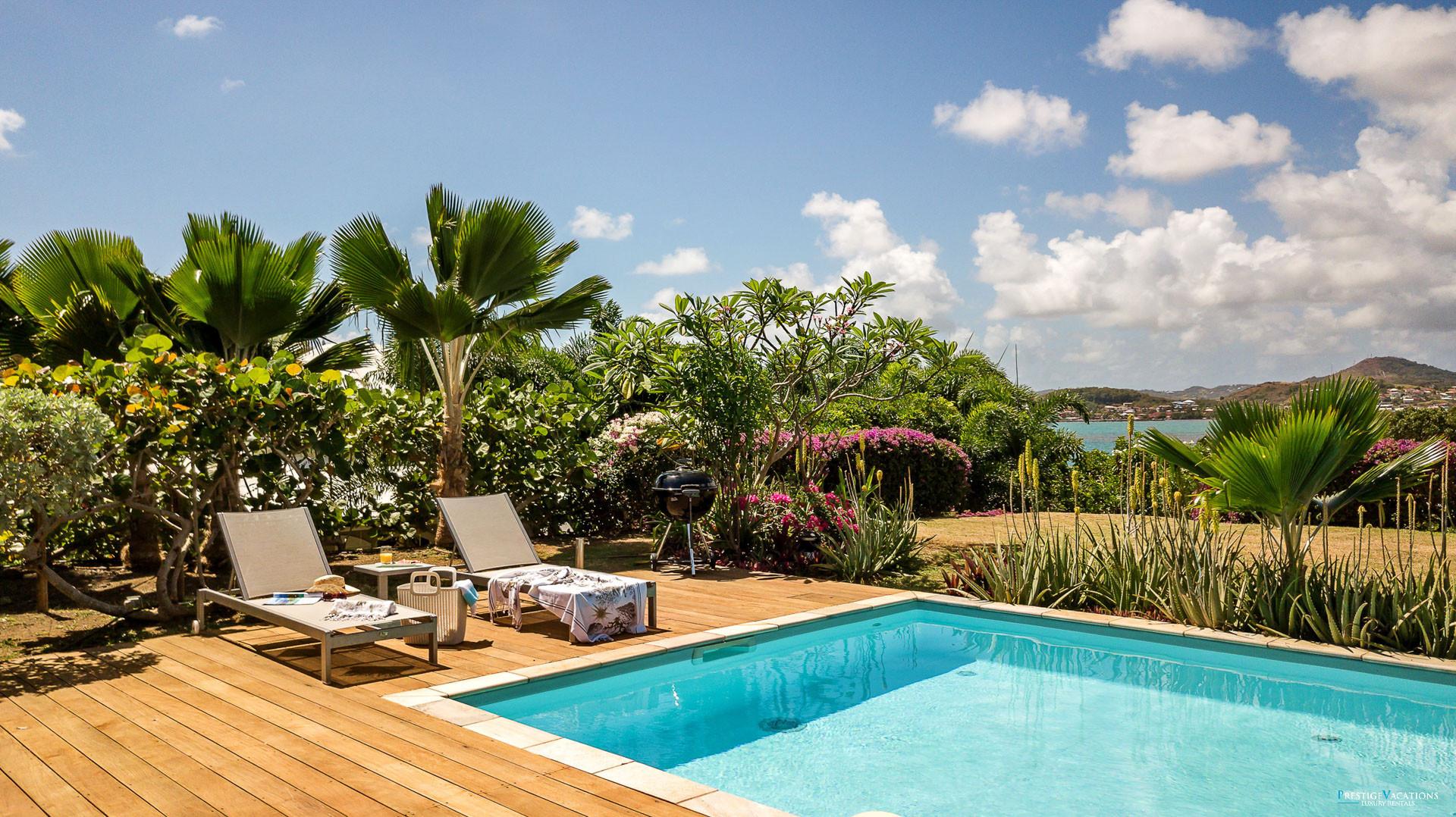 Villa/Dettached house in Le Vauclin - Queen Palm