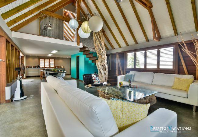Villa in Saint-François - Silver Lodge