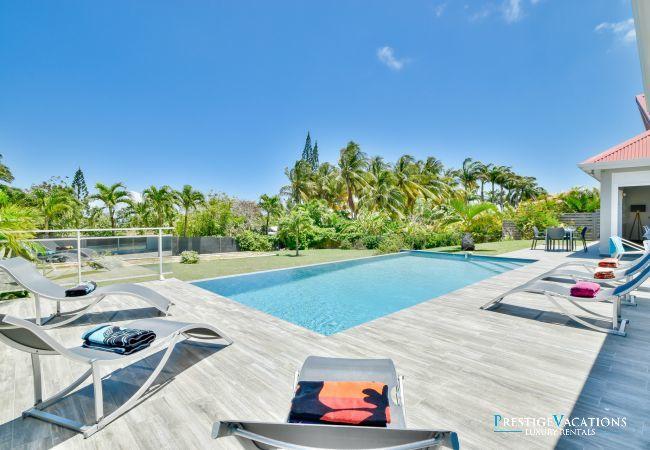 Villa in Saint-François - Caribbean Blue